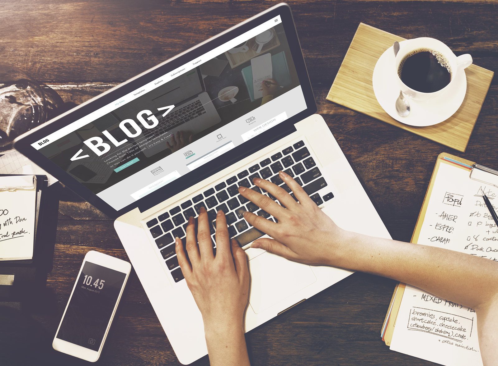 How to use your blog to meet your clients at any stage of
