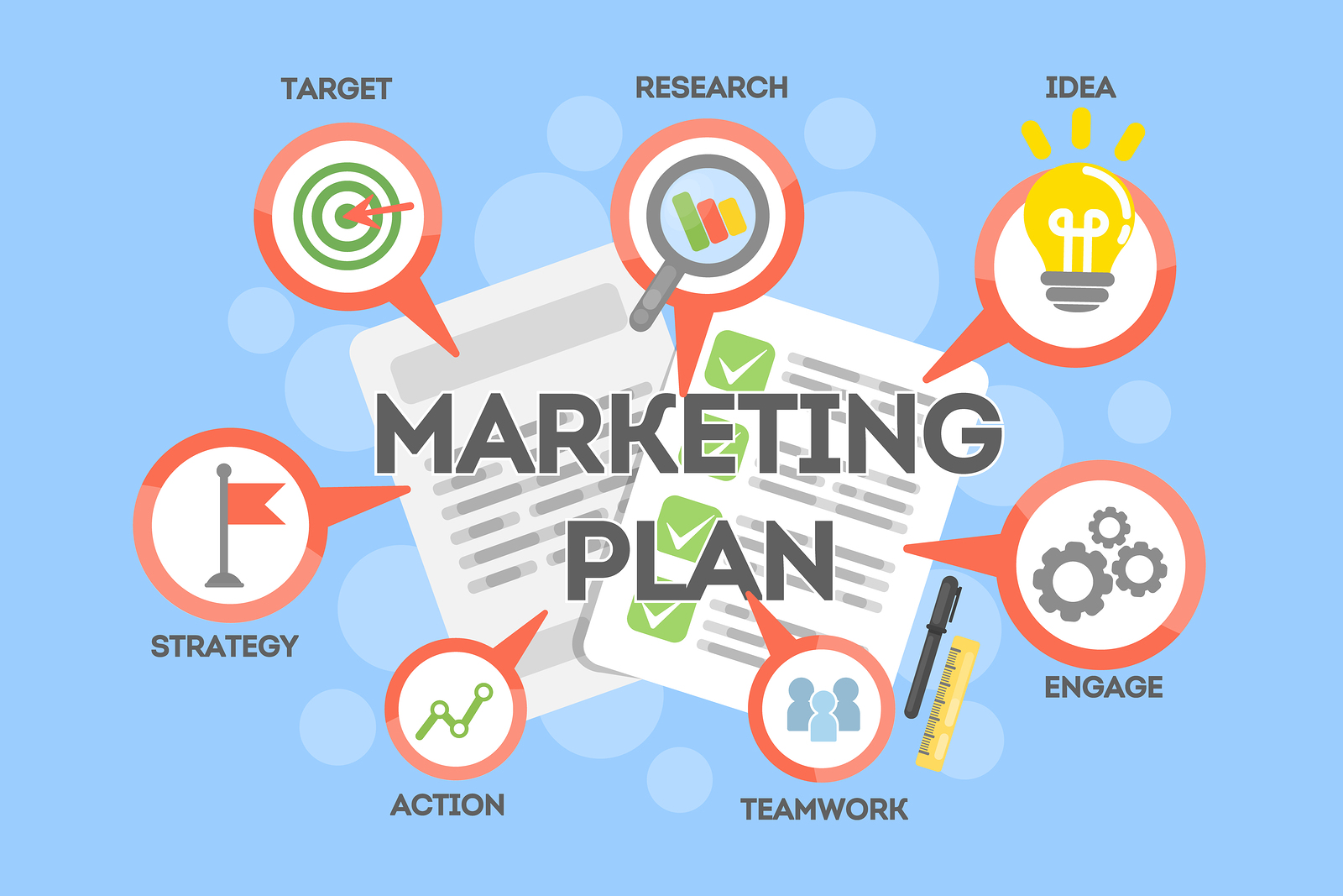 how to build a strategic marketing plan for 2019 part 3 of 4Marketing #4
