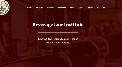 Beverage Law 1
